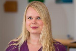 Kim Stolzenberg - Hygienebeauftragte MFA VERAH