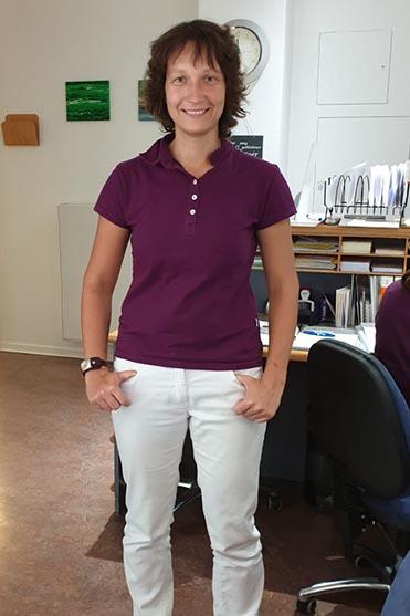 Ulrike Jüncke - Weiterbildungsasistentin