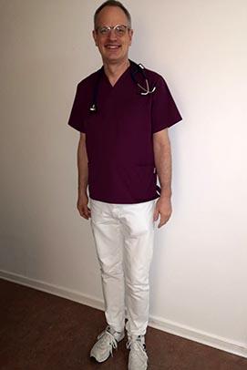 Dr. med. Matthias Leist - Anästhesist und Intensivmediziner, Weiterbildungsassistent
